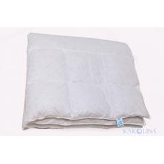 Детское пуховое одеяло 110х140, 100% пух, кассетное, Standard