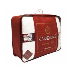 Пуховое одеяло 172х205, 100% белый пух, кассетное, Luxury Sleep