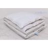 Пуховое одеяло 140х205, 100% пух, кассетное, Standard